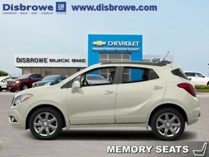 2014 Buick Encore Leather  - Certified - Leather Seats -  Blueto