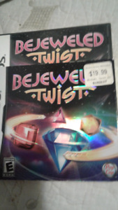 Bejeweled Twist and 100 Classic books