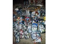 Massive Lego Bionicle collection