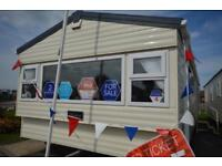 Static Caravan Whitstable Kent 2 Bedrooms 6 Berth Delta Radiant 2015 Seaview