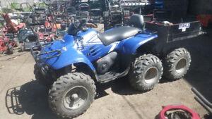 2004 Polaris 6-wheel ATV