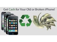 WANTED Apple Iphones & Samsung phones for cash
