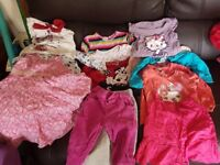 girls bundle 2-3yrs