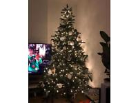 7ft Christmas Tree looking for a new home