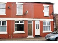 439 Grafton St, Dingle, Liverpool. 3 bedroom terrace with gas central heating and DG. LHA welcome