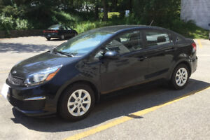 Almost Brand-new 2016 Kia Rio Lx+ Certified & e-tested