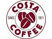 Costa Coffee, Lichfield City Centre - Part-time Barista
