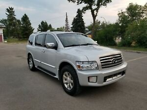 2007 Infiniti QX56 Fully Loaded Every Option! $9800