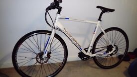 Boardman hybrid bike