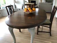 Victorian Middle-Extension Dining Table