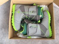Men's BURTON snow boots size 9.5 worn one weekend