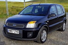 Amazing Value! 2007 Ford Fusion Zetec Climate 1.4 TDCi, 63,000 Miles, New Timing Belt, MOT, Service