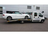 Breakdown Recovery & Car Transporter