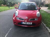 Nissan Micra automatic 1.2 mileage 2 owners CAT C