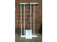 2 x 2 bar extension for Bettacare auto-close gate