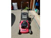 Mountfield Petrol Self Propelled Mower / Lawnmower - Good Condition