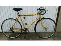 Puch Alpine Road Bicycle, Good Riding Order