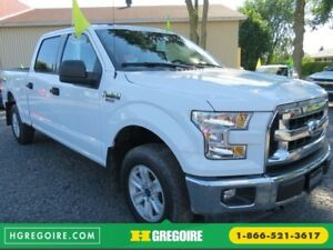 2016 Ford F150 XLT V8 AUT 4X4 A/C MAGS CAMERA GR ELECTRIQUE ...
