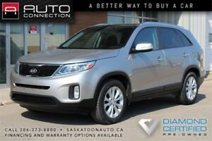 2014 Kia Sorento EX ** AWD ** PANORAMIC MOONROOF ** LEATHER **