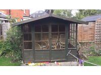 Garden summerhouse/shed