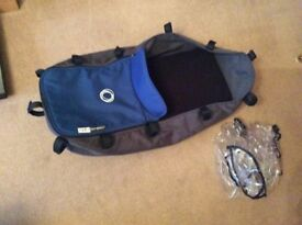 Bugaboo chameleon buggy, carrycot & accessories like quinny or i candy