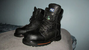 Winter lined Work boots