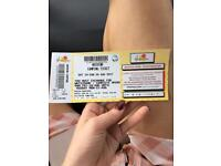 1 Weekend camping ticket for Weston Park V festival