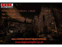 Halloween Ghost Night special