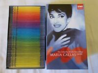 Callas The Complete Studio Recordings (70 CD)