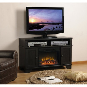 Electric Fireplace/TV Stand