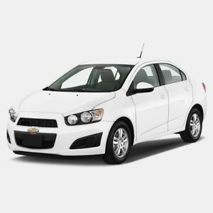 2016 Chevrolet Sonic LT *BTOOTH *CRUISE CONTROL