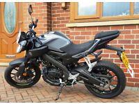 Yamaha MT-125 ABS | 1 Owner | 2 Keys | MOT due 2020| FSH