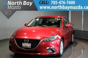 2014 Mazda Mazda3 GS-SKY 6 Speed Manual + Back-Up Camera + Bluet