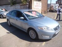 Ford MONDEO Zetec TDCI 125,5 dr hatchback,FSH,full MOT,great family car,runs and drives as new