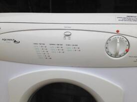Hot point Aquarius 6kg tumble dryer