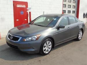 2008 Honda Accord Sedan EX-L ~ Sunroof ~ Leather ~ $7999