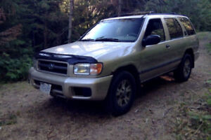 REDUCED 2002 Nissan Pathfinder 3500 OBO