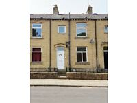 2 BEDROOM TERRACE HOUSE FOR RENT TO LET BRADFORD WEST BOWLING - EVENS TERRACE BD5 8EJ