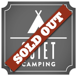 Boots and Hearts Quiet Camping Pass