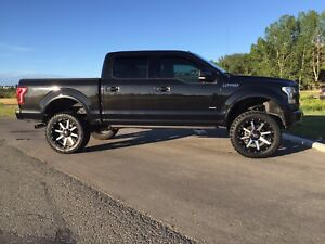 2015 Ford F-150 Lariat Sport FX-4 Lifted