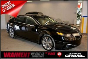 2013 Acura TL Elite GPS CUIR TOIT OUVRANT CAMERA BLUETOOTH