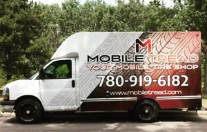 New Wheels and Tires!! Mobile Service!