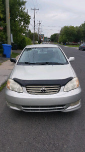 2003 Toyota Corolla S • MEILLEURE OFFRE