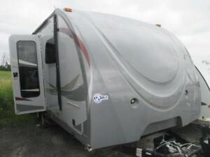 2014 VIEWFINDER CAMPING TRAILER ***BASKET CASE*FOR PARTS**