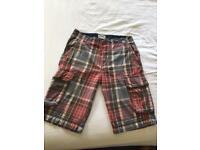 Johnnie Bowden shorts