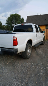 2008 Ford Super Duty F250