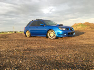 2007 Subaru WRX Limited Wagon