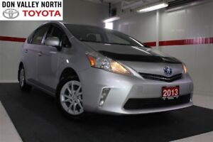 2013 Toyota Prius v Btooth BU Camera Pwr Wndws Mirrs Locks A/C