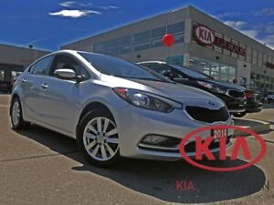 2014 Kia Forte LX + | HTD SEATS | BT/AUX/USB | ALLOYS