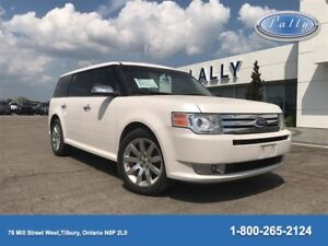 2009 Ford Flex Limited, AWD, Moonroof, Navigation!!